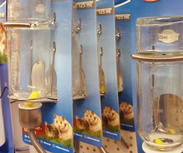 Nager Meerschweinchen Kaninchen Hamster Wasserflasche