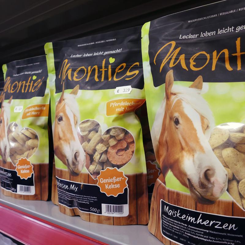 Pferdeleckerlie Monties