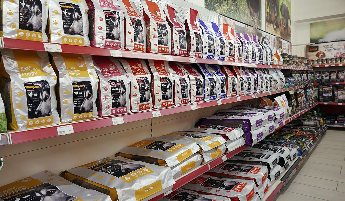Hund Trockenfutter Super Premium